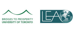 Bridges to Prosperity and LEA Consulting Logo.